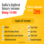 INDIA GENUINE HIGHEST INCOME PLAN-JOINING AMOUNT-599* 7275002233-WWW.SUCCESSFEET.COM